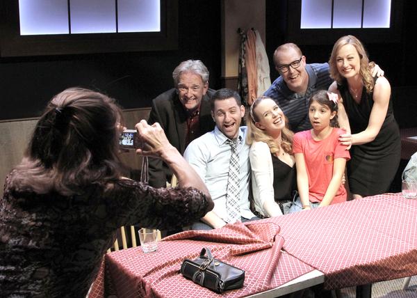 David Carl Golbeck, Ben Green, Angela Griswold, Robert Foran, Abby Lutes and Jennifer Photo