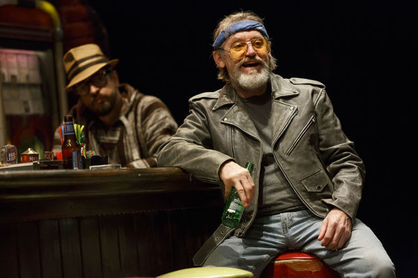 Matthew Saldivar as Pablo and Gordon Joseph Weiss as Rey