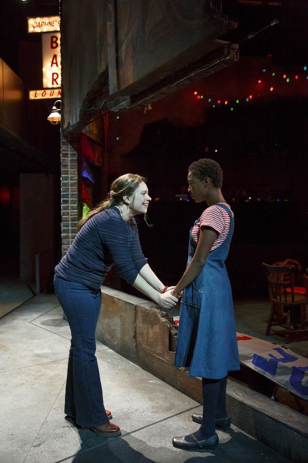 Photos: First Look at Daphne Rubin-Vega, Matthew Saldivar, Samira Wiley and More in DAPHNE'S DIVE at Signature Theatre