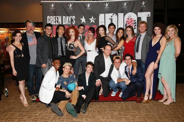 Photo Flash: Green Day's AMERICAN IDIOT Celebrates Opening at La Mirada Theatre