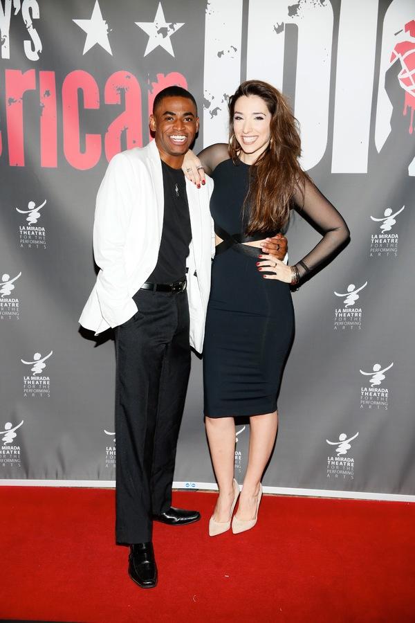 Alexander Garland and Ashley Loren