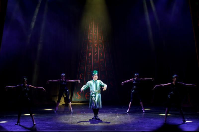 BWW Interview: Marc Ciemiewicz, JOSEPH's Potiphar and Jacob