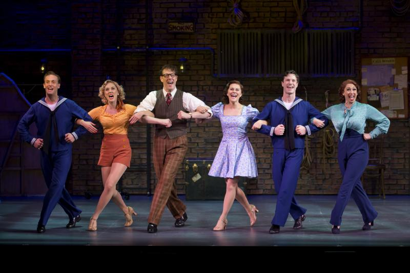 Five Broadway Dance Makers Vie For This Year S Tony Award