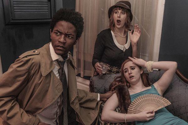 Tyler Davis, Cynthia Bangert, and Marybeth Kram Photo