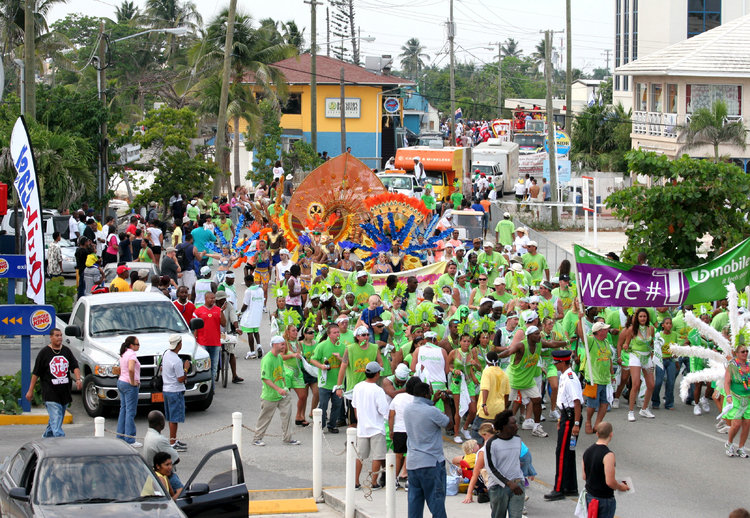 High Res Batabano Festival. Cayman Islands Department of Tourism