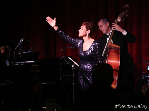 Photo Flash: Iris Williams Performs Songs of Cole Porter, the Gershwins & More at Birdland