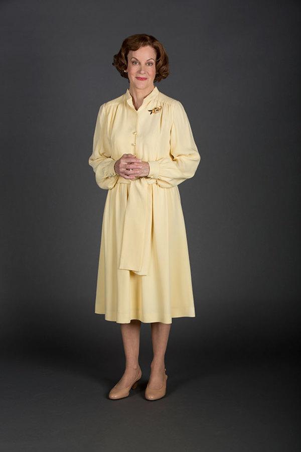 Hallie Foote as Rosalynn Carter