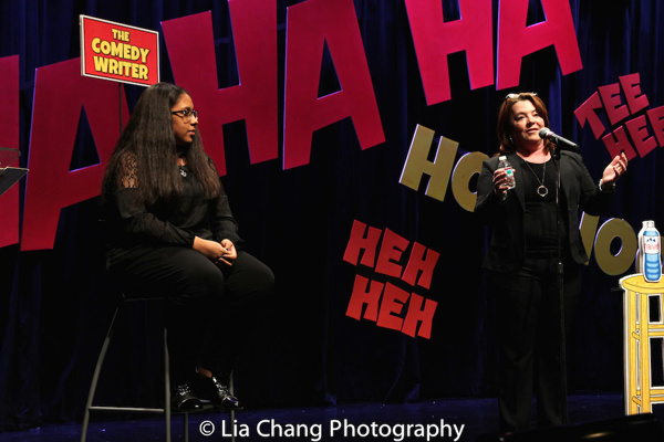 Photo Flash: Comedians Lewis Black, Kathleen Madigan and More in The 52nd Street Project's LAUGHING MATTERS Benefit