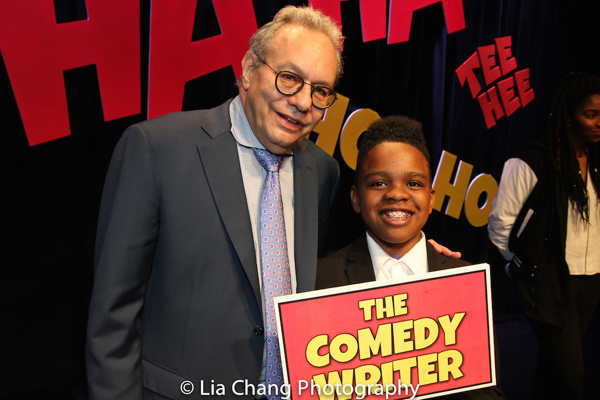 Lewis Black, Coleman Williams, age 11