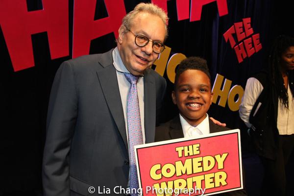 Lewis Black, Coleman Williams, age 11