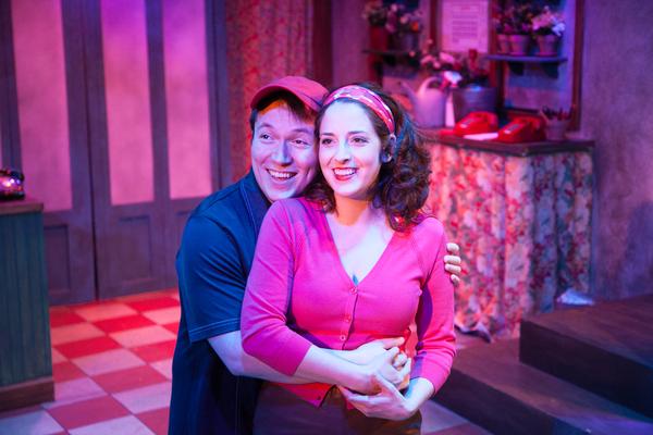Michael Mahler and Dara Cameron Photo