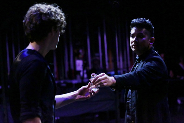 Photo Flash: First Look at ROMEO AND JULIET at Seattle Shakespeare Company