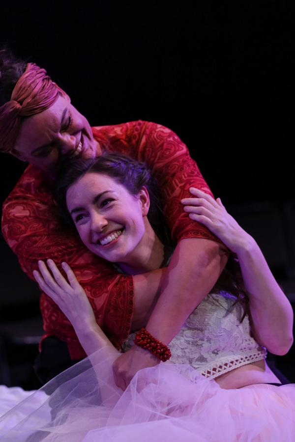 Kathryn Van Meter and Anastasia Higham