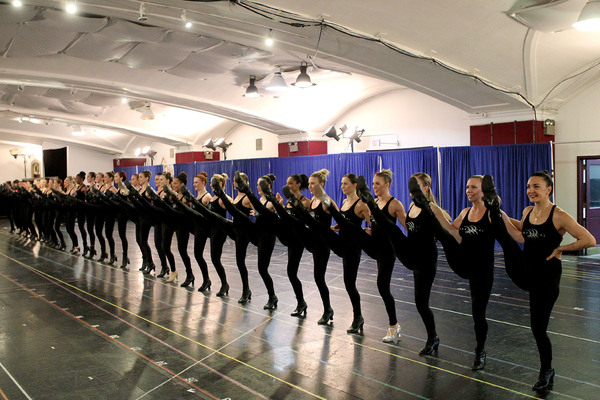 Photo Flash: The Rockettes and Mia Michaels Rehearse for NEW YORK SPECTACULAR, Coming to Radio City This Summer