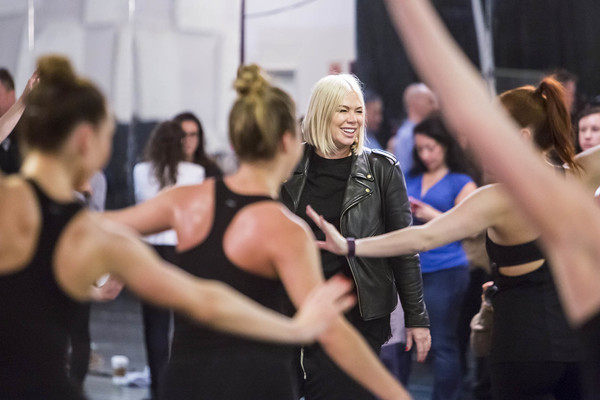 Photos: The Rockettes and Mia Michaels Rehearse for NEW YORK SPECTACULAR, Coming to Radio City This Summer