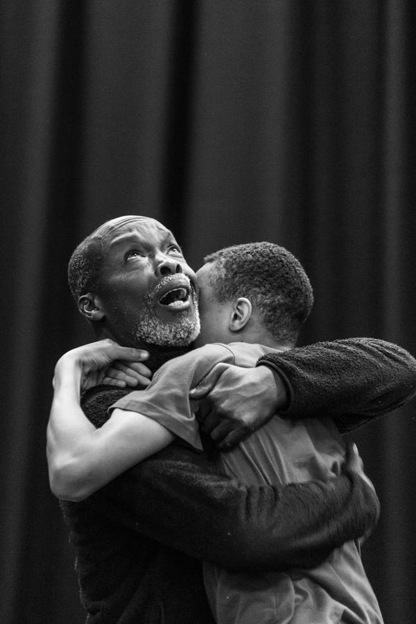 Leo Wringer and Keenan Munn-Francis Photo