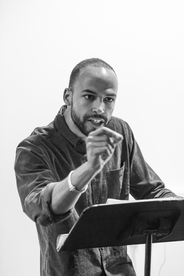 Photos: First Look at Rehearsals for SOUL, the Life of Marvin Gaye