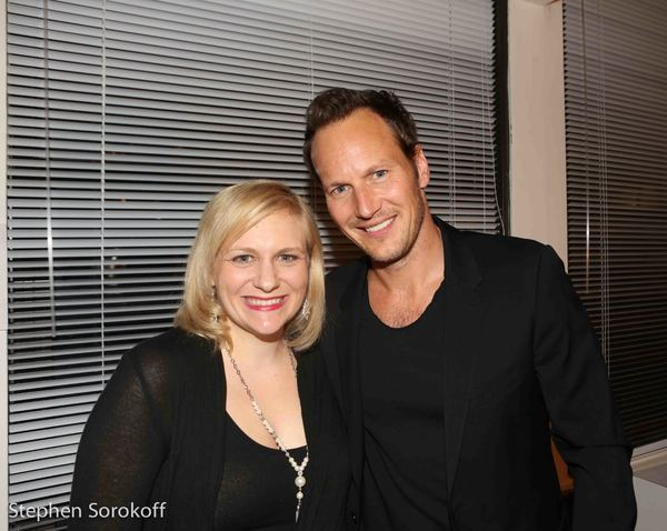 Haley Swindal & Patrick Wilson