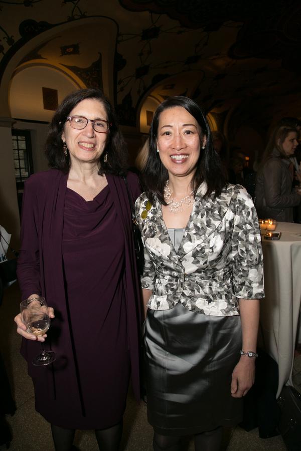 Lisa Rubin and Juliana Chen Photo