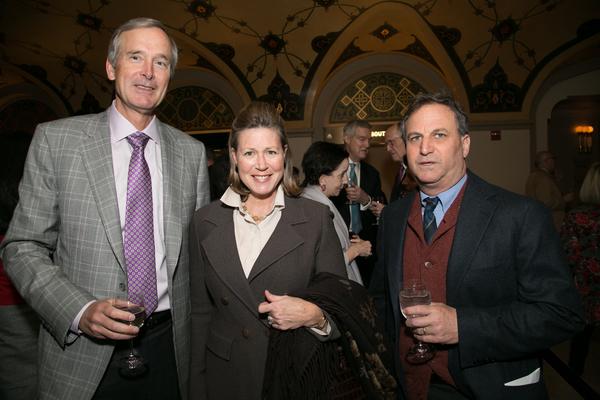 John Talty, Katy Kaplan, Andrew Kaplan