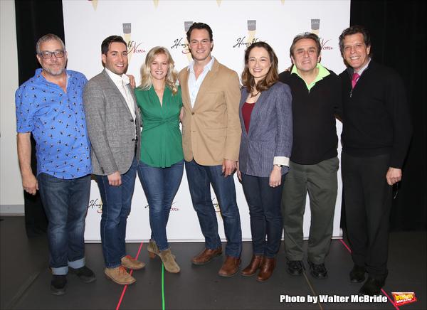 Michael Bush, Zachary Prince, Whitney Bashor, Matt Bogart, Lianne Marie Dobbs, Michae Photo
