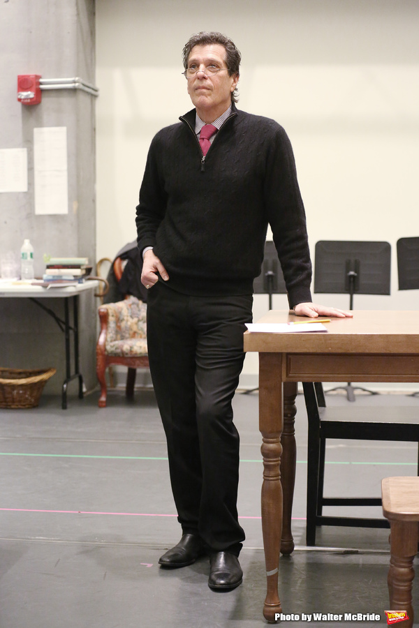 Photo Coverage: In Rehearsal with Matt Bogart, Whitney Bashor & the Cast of HIMSELF AND NORA