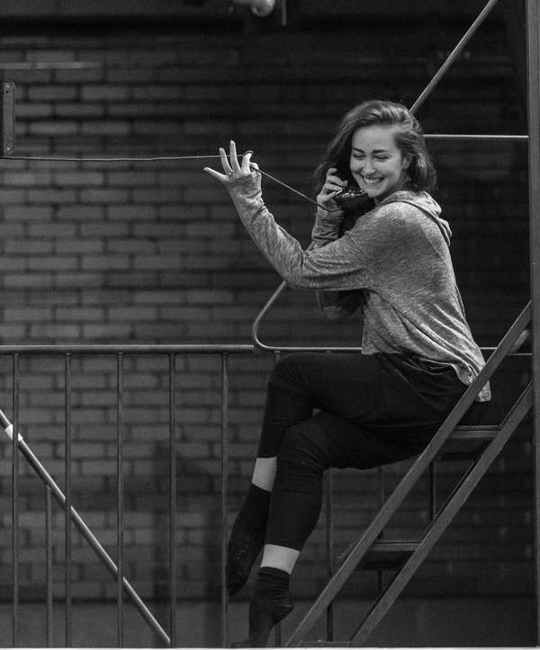 Photos: In Rehearsal for Drew McOnie's JEKYLL AND HYDE at The Old Vic