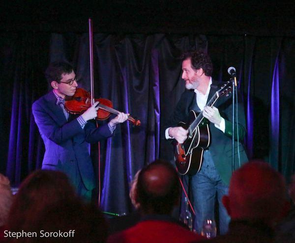 Aaron Weinstein & Matt Minister