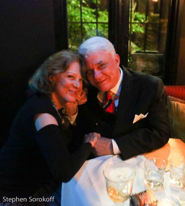 Linda Lavin & Rex Reed