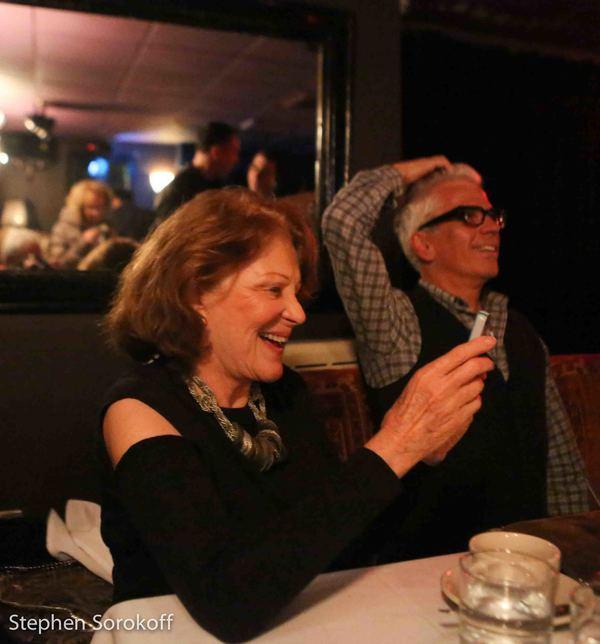 Linda Lavin & Steve Bakunas