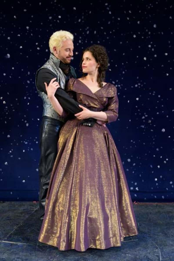 Matt Farcher and Briana Carlson-Goodman