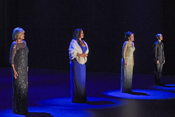 Frederica von Stade, Joyce El-Khoury, Kate Aldrich, Anthony Roth Costanzo Photo