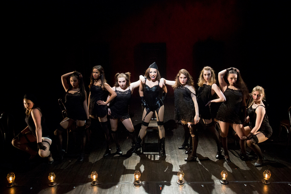 Photo Flash: Broadway Workshop and Project Broadway Present CABARET