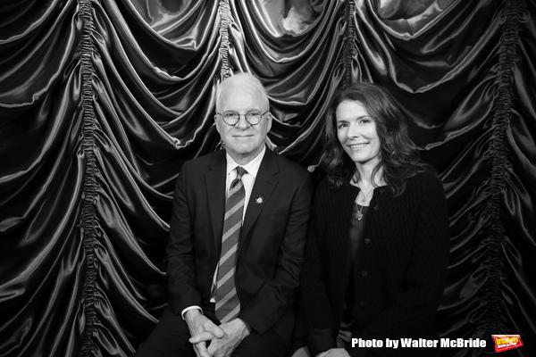 Photo Coverage: Meet the Nominees - BRIGHT STAR's Steve Martin & Edie Brickell