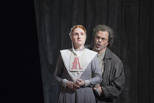 Laura Claycomb and Malcolm MacKenzie Photo