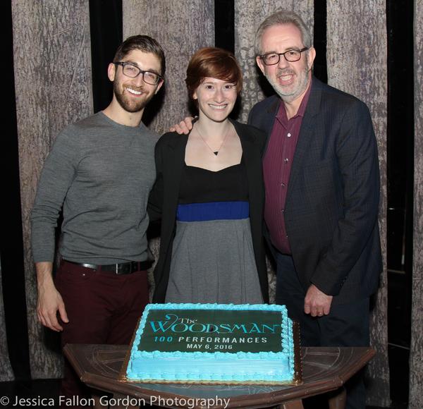 Robb Nanus, Rachel Sussman and Adam Silberman