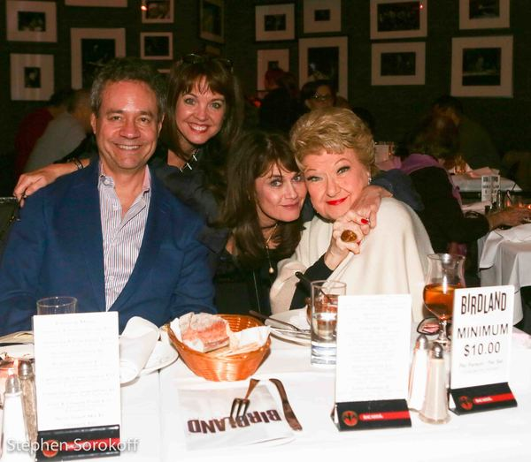 Mark Sendroff, Deborah Lynn, Kari Strand, Marilyn Maye Photo