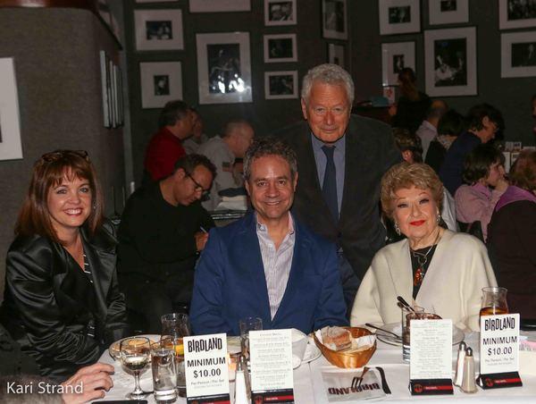 Deborah Lynn, Mark Sendroff, Stephen Sorokoff, Marilyn Maye Photo