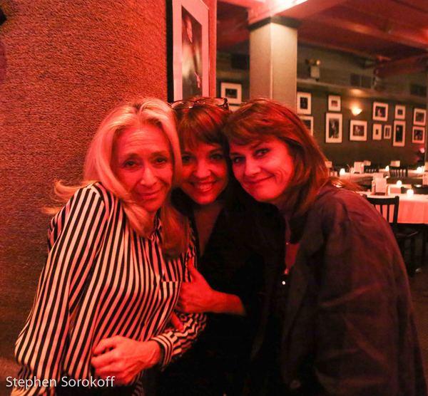 Eda Sorokoff, Deborah Lynn, Kari Strand
