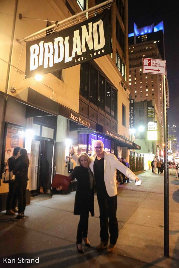 Photo Coverage: Ann Hampton Callaway Concludes 'But Beautiful' Run at Birdland
