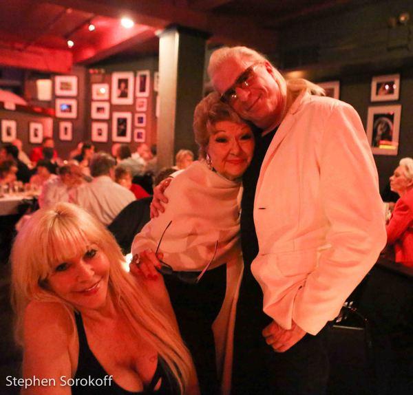 Sunny Sessa, Marilyn Maye, Ron Abel