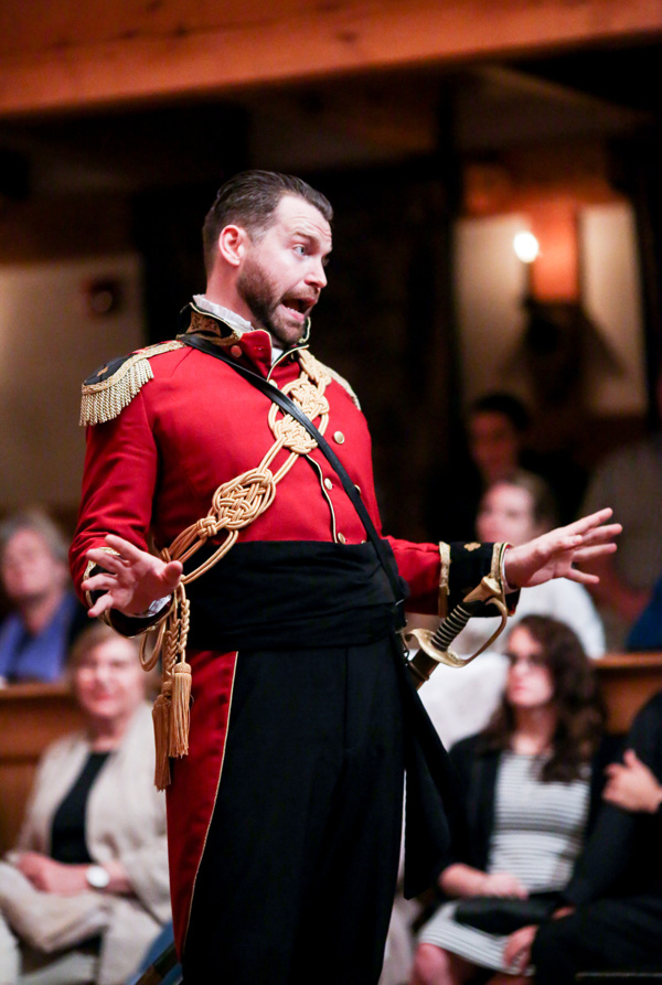 Photo Flash: Shaw's ARMS AND THE MAN Rounds Out ASC's Spring Repertory Season
