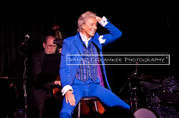Tommy Tune overwhelmed by the deserved adoration