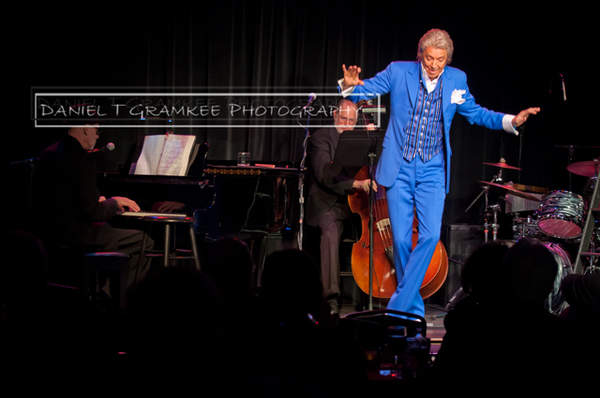 Tommy Tune taps into his terrific talents