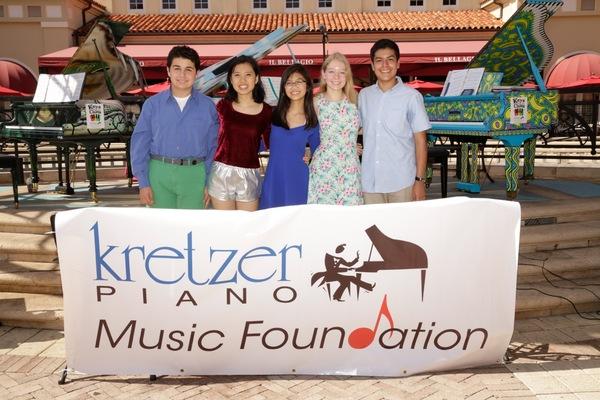 Zachary Lee Williams, Catherine Zeng, Lylybell Zhou, Karen Copeland, Giancarlo Lleren Photo