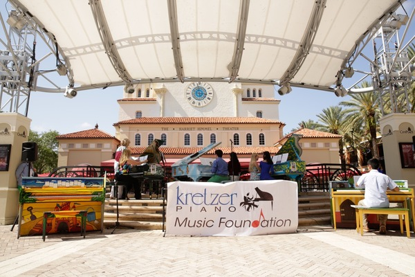 Photos: Kretzer Piano Music Foundation Raises $3,200 During 3rd Annual GREAT GIVE