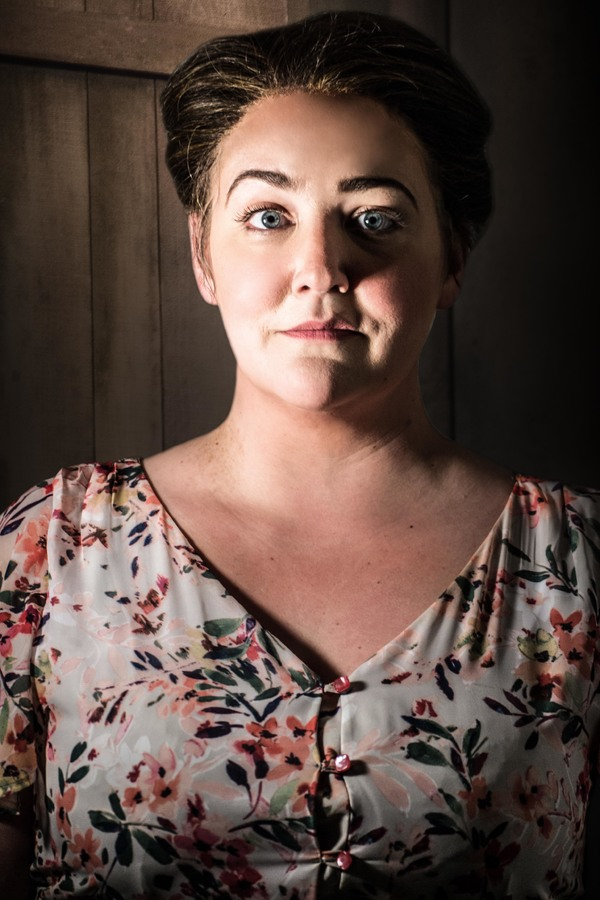 Photo Exclusive: Character Portraits of Ford's Theatre's 110 IN THE SHADE
