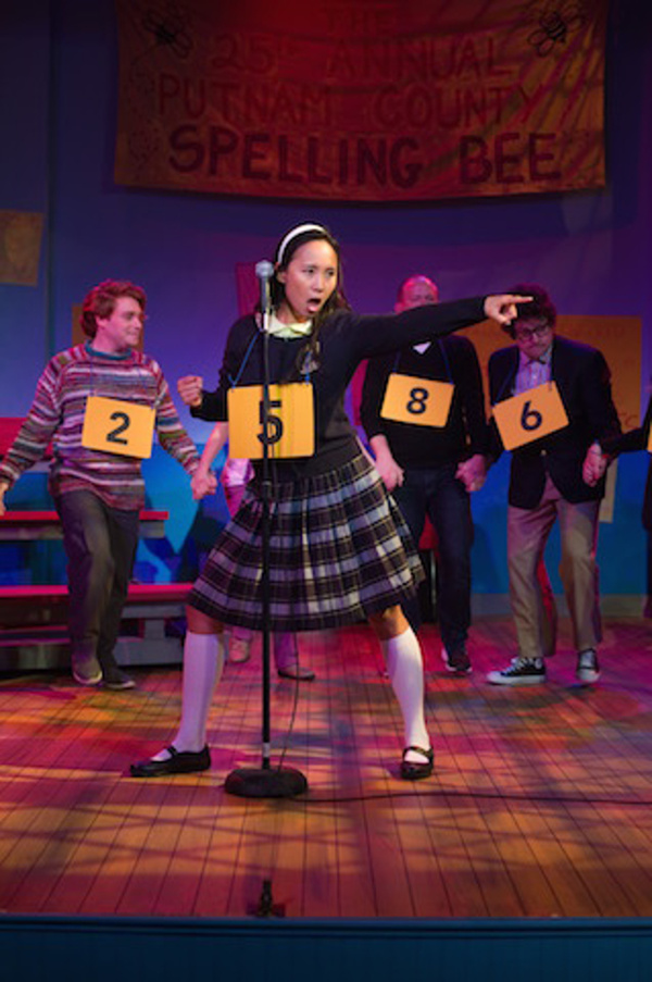 Photo Flash: First Look at THE 25TH ANNUAL PUTNAM COUNTY SPELLING BEE at APAC