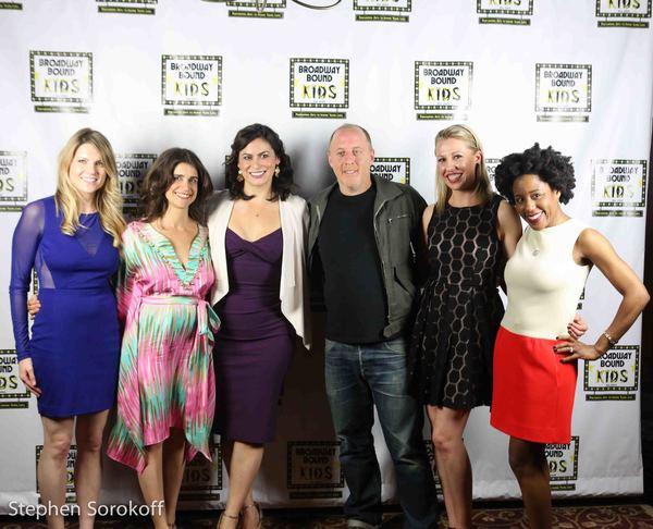 Erin Glass, Rebecca Feldman, Jessica Diaz, Jay Reiss, Andrea Fehler, Meredith Akins Photo