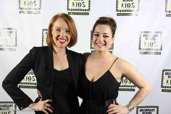 Jessica Keenan Wynn, (Beautiful), & Laura Michelle Kelly, (Finding Neverland)